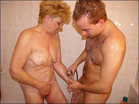 Oude Oma Sex